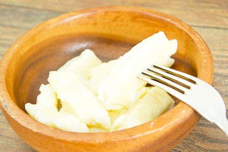 belarusian ethnicity: Cottage Cheese Dumplings.  Belarusian and Ukrainian Cuisine.