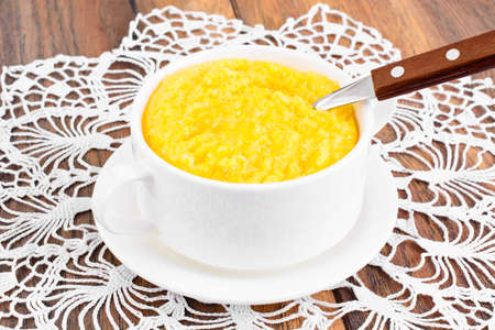 Cornmeal diet