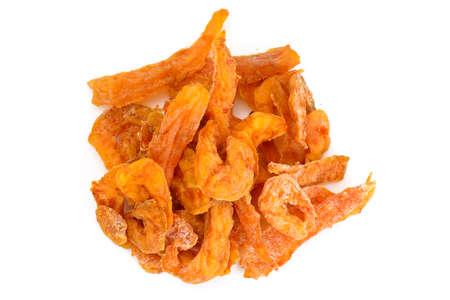 indigenous medicine: Dried Salted Shrimp Appetizer Studio Photo