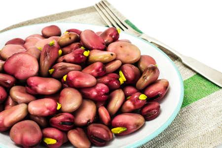 Fresh Tasty Beans Studio Photo
