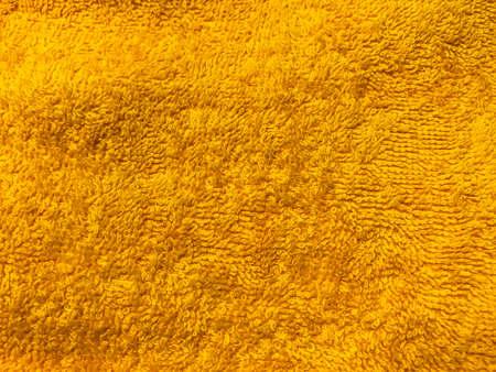 Monochrome terry cloth