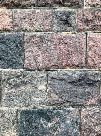 Background, pattern, texture stone pavement