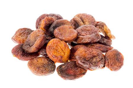 Useful dried fruits. Dried chocolate dried apricots. Studio Photo Stok Fotoğraf
