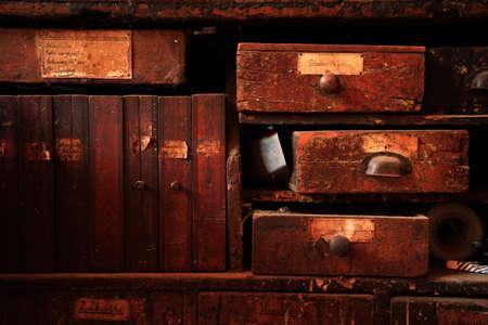 rusty: Rusty trunk