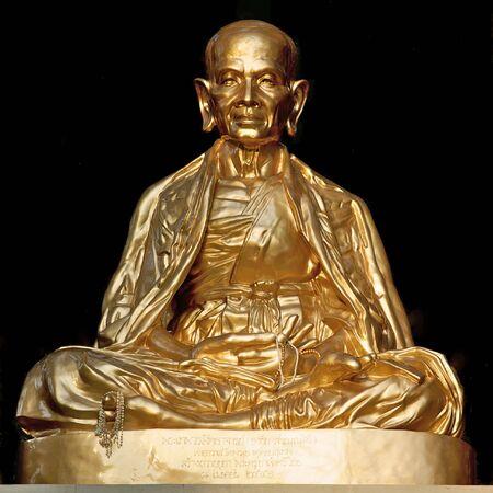 gautama: Buddha statue