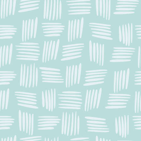 seamless pattern in pastel colors simple graphic elements