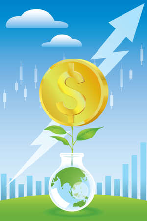 Grow money to grow Nourished with knowledge of investments.