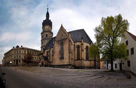 Bartholomäi Church Altenburg Germany