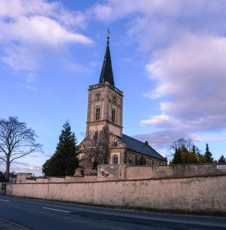 Altkirchen Church Germany Reklamní fotografie