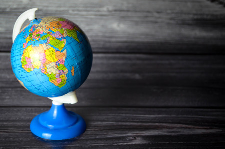 school globe 免版税图像 - 32931537