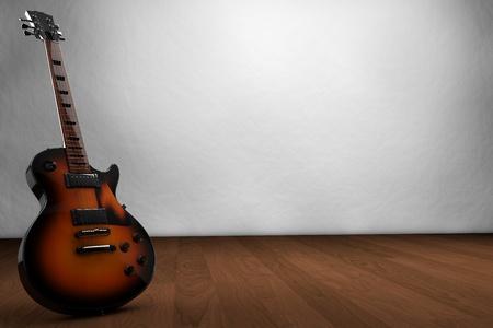 Gitaar elektrische gitaar