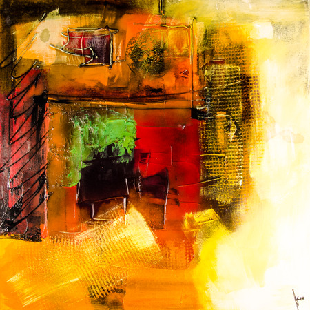 modern abstrakt painting fine art artprint