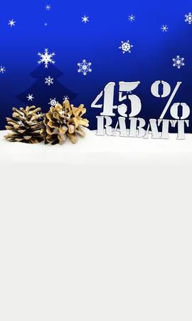 pinecone: christmas pinecone tree 45 percent Rabatt discount blue
