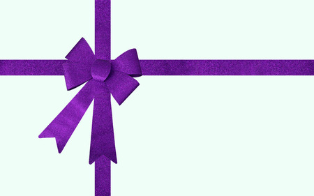 Gift ribbon gift bow wrapping coupon decoration