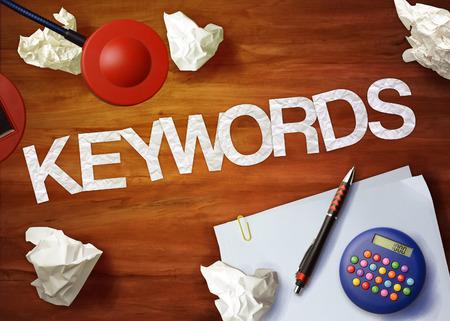keywords: keywords desktop memo calculator office think organize