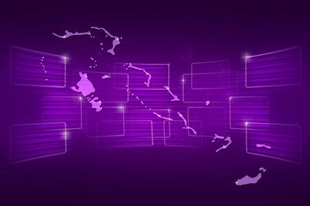 purple: Mapa de Bahamas Mapa del Mundo entrega Noticias Comunicaci�n p�rpura