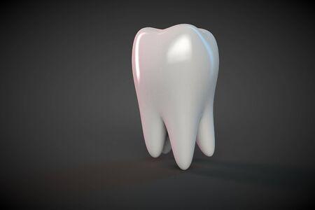 molar: Tooth molar tooth Dental Hygiene Dentist 3D