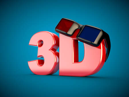 3d: 3D Cinema 3D glasses Kinfofilm film TV