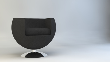 designer chair: Chair armchair furniture design Designer Furniture black