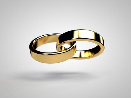 Matrimonio matrimoniali matrimonio anelli anello anello nuziale anelli di nozze 3D Archivio Fotografico - 41602491