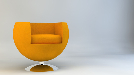 designer chair: Chair armchair furniture design Designer Furniture yellow