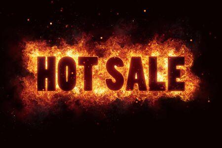 fiery: Fiery hot sale design template burn flame Stock Photo