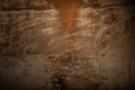 Dark brown background concrete texture wall grunge rust rusty