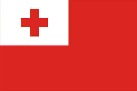 tonga: Tonga national flag