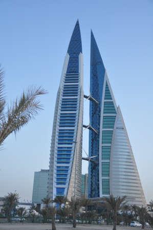 Bahrain World Trade Centre Manama
