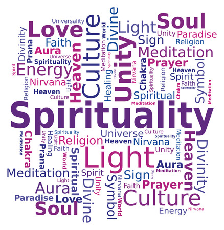 nirvana: Word Cloud - Spirituality