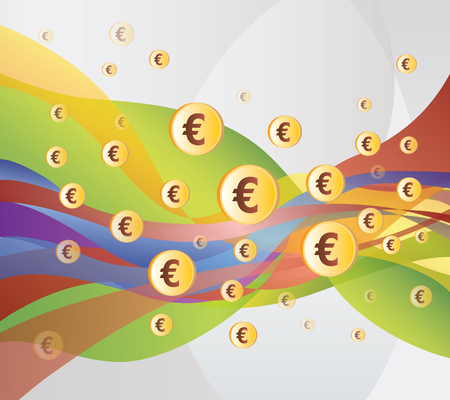 accumulation: Euro Money Flow - Illustration