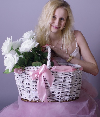 Slavic bride photo