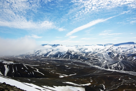 goodliness: mountains of Spitsbergen, mountains of Svalbard