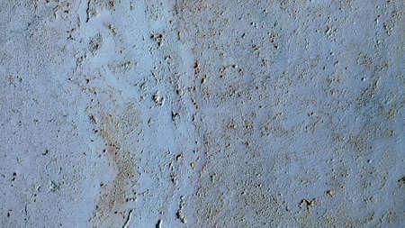 White BLUE ORANGE concrete wall texture 1 Stock Photo