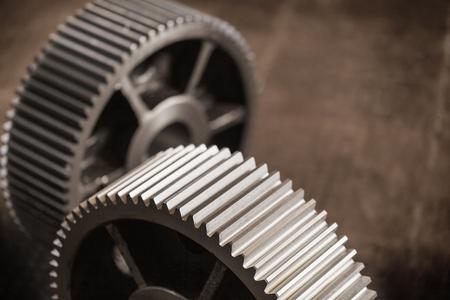 산업용 금속 기어 연동 장치