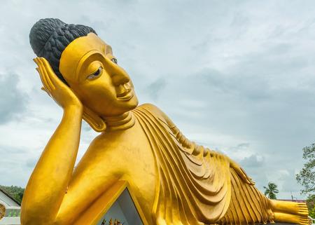 budda: Reclining Golden Buddha, Thailand