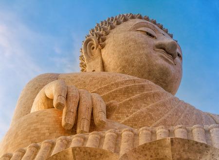 The Big Buddha on Phuket, Thailand photo