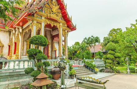 phuket: Chalong Temple, Phuket, Thailand