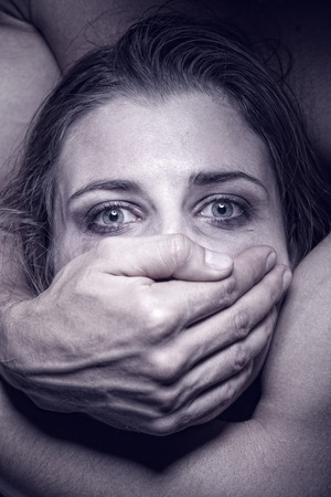 violence: Fear of woman victim of domestic violence and abuse