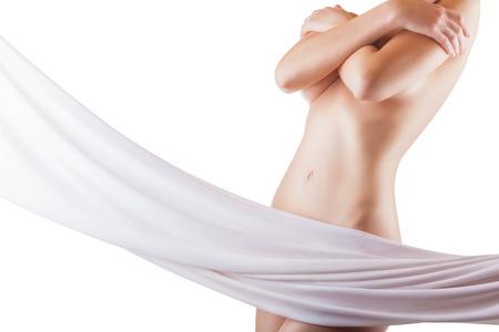 naked young women: Красивая стройная женщина