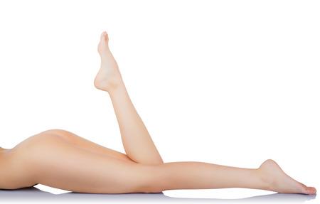 woman naked body: Woman Stock Photo