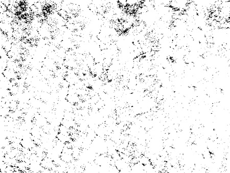 Scratch grunge urban background. Dust overlay distress grain, simply place illustration over any object to create grunge effect . Hand drawing texture vector. Vettoriali