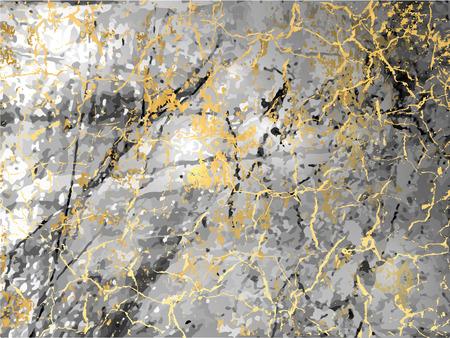 Gold Marbling Texture design for poster, brochure, invitation, c