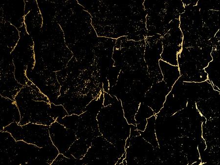 Złoty marmurkowy wzór tekstury plakatu, broszury, zaproszenia, okładki książki, katalogu. Ilustracji wektorowych Złoto marmurkowy projekt tekstury na plakat, broszurę, zaproszenie, okładkę książki, katalog. Ilustracja wektorowa Ilustracje wektorowe