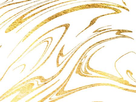 Złoty marmurkowy wzór tekstury plakatu, broszury, zaproszenia, okładki książki, katalogu. Ilustracji wektorowych Złoto marmurkowy projekt tekstury na plakat, broszurę, zaproszenie, okładkę książki, katalog. Ilustracja wektorowa