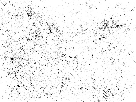 Ink blots Grunge urban background.Texture Vector. Dust overlay distress grain . .Black paint splatter , dirty,poster for your design. Hand drawing illustration Illustration