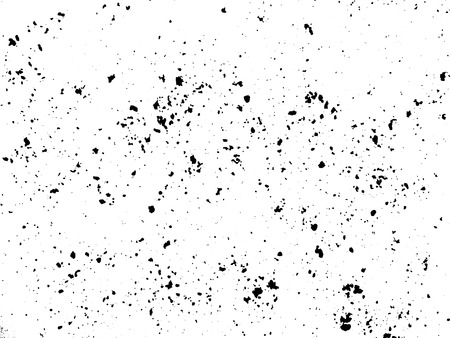 Ink blots Grunge urban background. Texture Vector. Dust overlay distress grain . Black paint splatter , dirty,poster for your design. Hand drawing illustration