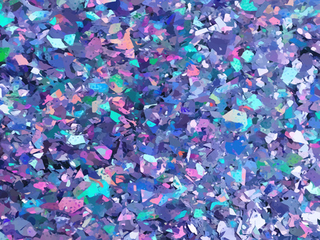 Violet and purple sparkles. Purple glitter background. Pink background. Elegant abstract background brilliant shimmer. Vector