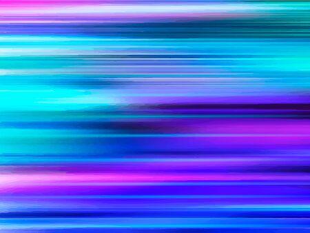 Fond rayé de couleur. Toile de fond dégradé fantaisie avec hologramme. Vecteur pour affiche, brochure, invitation, livre de couverture