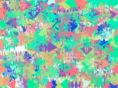 Abstract colorful grunge background. Colorful pattern. Vector illustration for poster, brochure, invitation, cover book, catalog Çizim